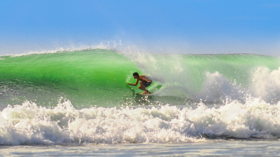 Surf eat sleep for Tamarindo costa rica fishing